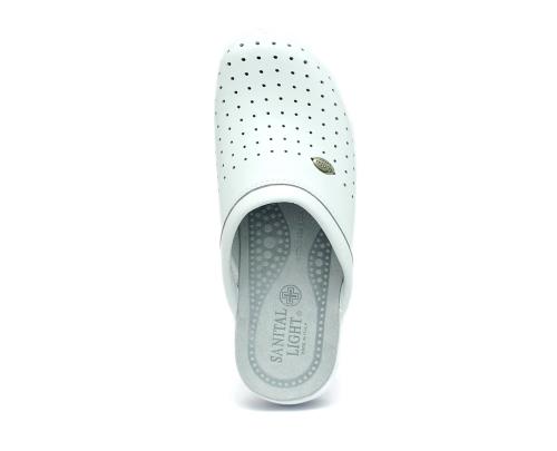 Сабо мужскиеSanital Light 750 (Белые) #3
