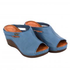 Сабо женские Izdiri 1001 (Синие)