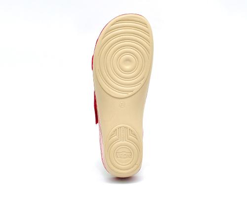 Сабо женские Leon 905 (Красные) #4