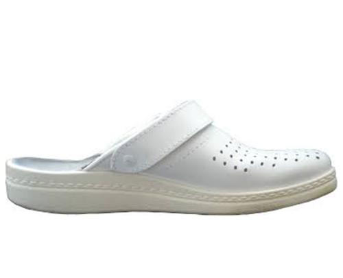 Сабо медицинские Abeba 7020 (Белые) #4