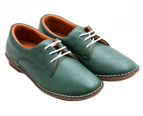 Туфли Mago 002 (Зеленые) #1