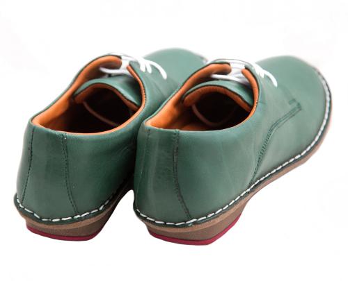 Туфли Mago 002 (Зеленые) #2