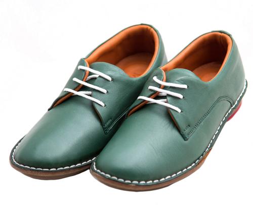 Туфли Mago 002 (Зеленые) #3