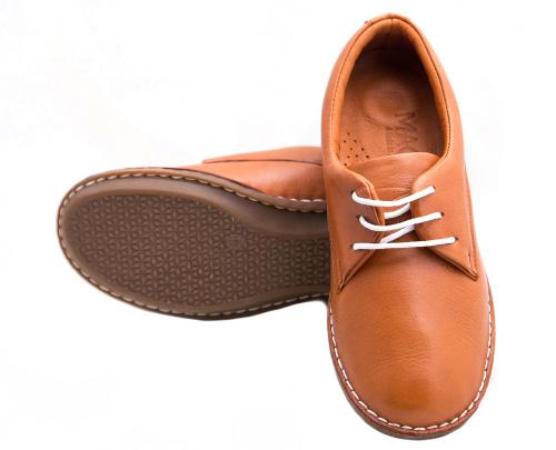 Туфли Mago 002 (Коричневые) #3