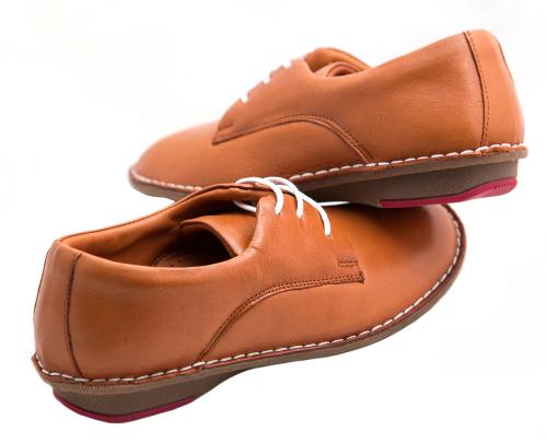 Туфли Mago 002 (Коричневые) #4