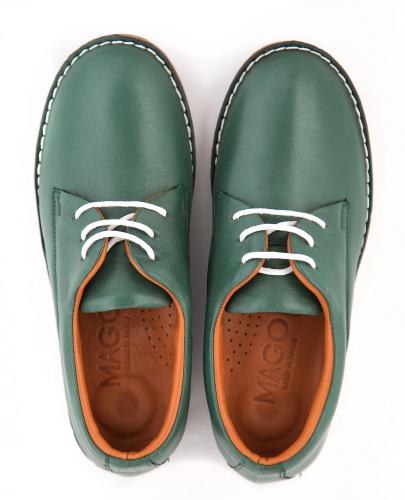 Туфли Mago 002 (Зеленые) #5