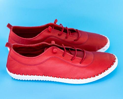 Туфли Izdiri 760 (Красные) #2