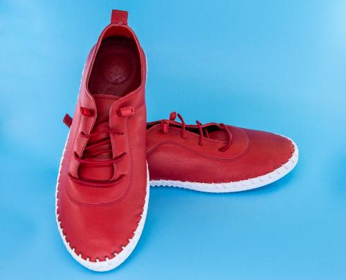 Туфли Izdiri 760 (Красные) #4