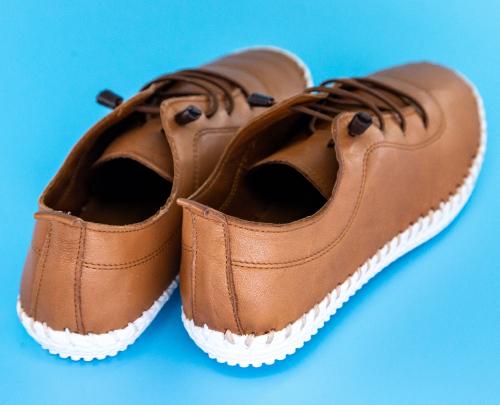 Туфлі Izdiri 760 (Коричневі) #2