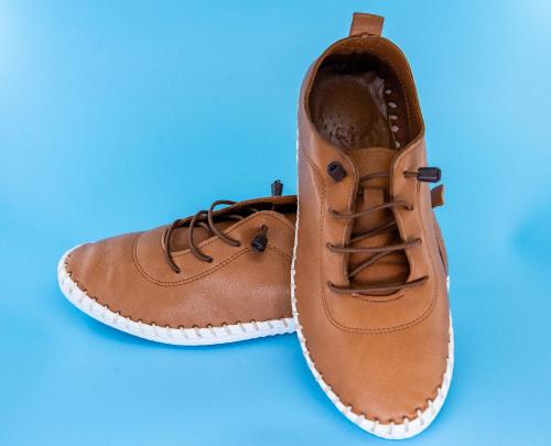 Туфлі Izdiri 760 (Коричневі) #3