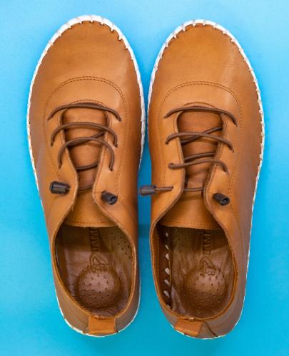 Туфлі Izdiri 760 (Коричневі) #5