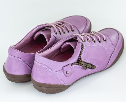 Туфлі Izdiri 17-11 (Фіолетовий) #3