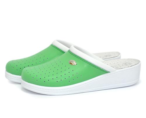 Сабо медичні Adaco SB 100 (Зелені) #1