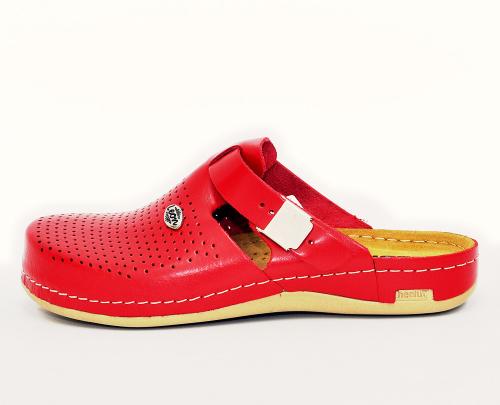 Сабо женские медицинские Leon 950 (Красные) #2